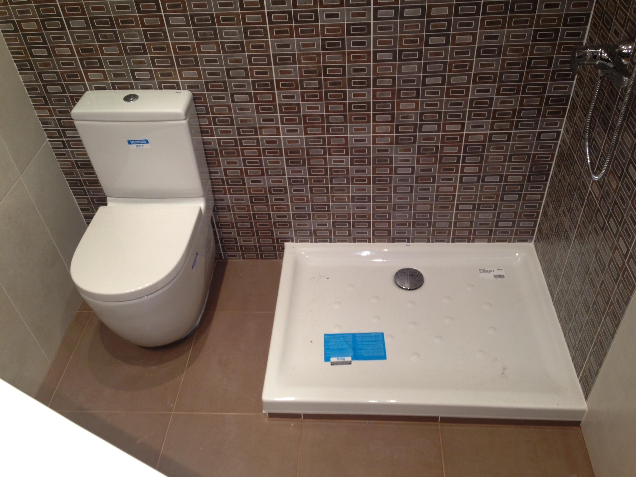 Reforma baño en Santurtzi
